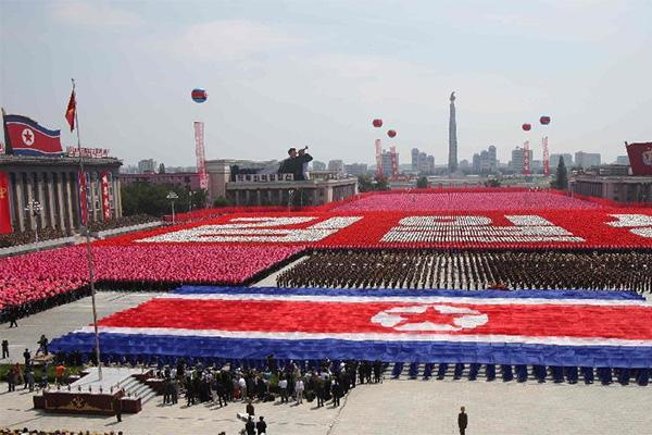 盘点十个国家的阅兵仪式:你最点赞哪个国家?