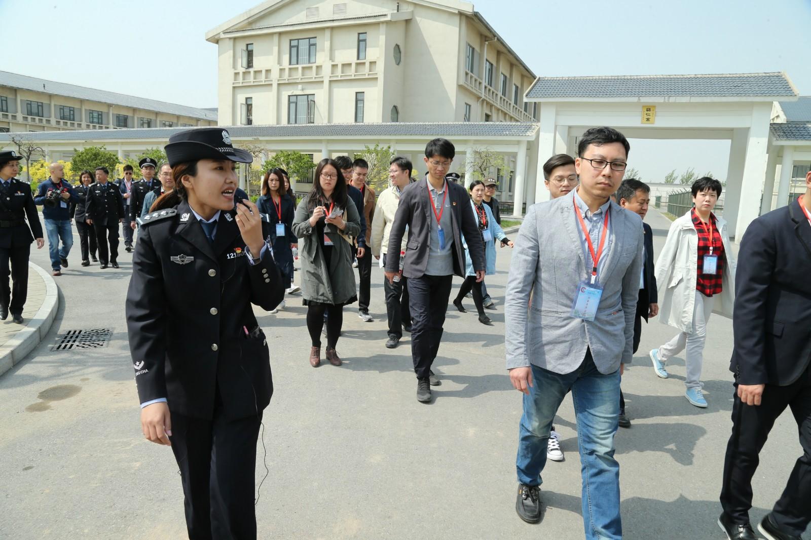 天津开展首个监狱开放日活动
