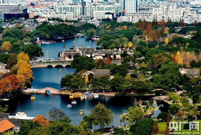 宁波天一阁・月湖景区升级为国家