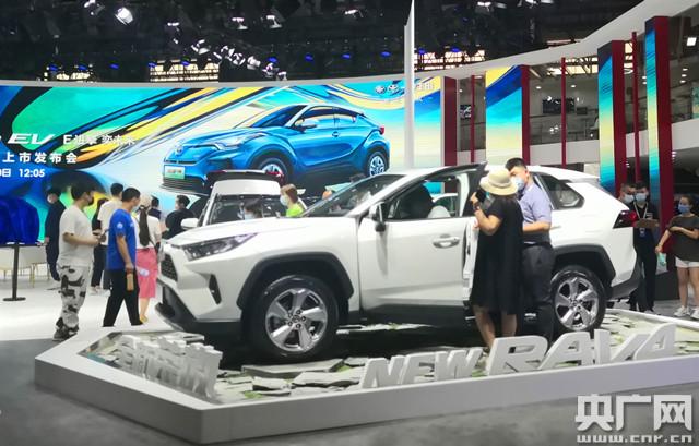 长春:2020第十七届中国(长春)国际汽车博览会开幕