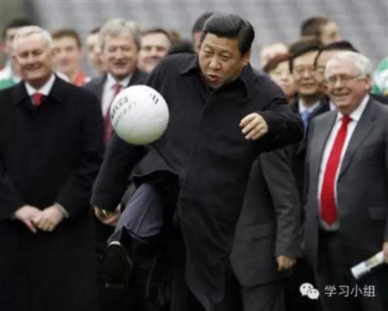 习近平的简史冠军祝福生日小动画表情:国足夺世界杯愿望是我足球图片
